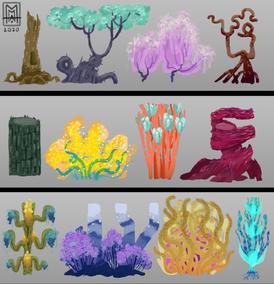 Tree Exploration