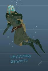 Lt. Leonard Bennett
