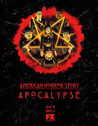 AHS Apocalypse Poster