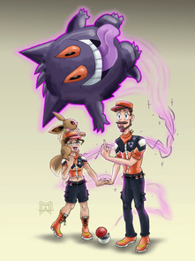 POKÉMON TRAINER COMMISSION