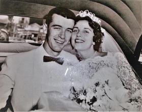 Mr. & Mrs. Doody Wedding Photo