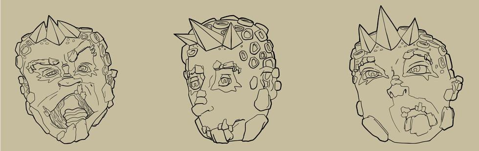 Orbitus Facial Expressions