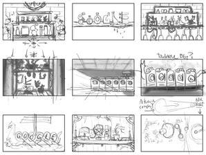 Google Doodle Thumbnails