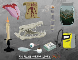 AHS Coven Asset Sheet