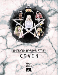 AHS Coven Poster