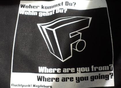 Fluchtpunkt Magdeburg