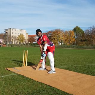 SG Einheit Halle - Abteilung Cricket