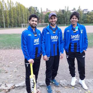 SC Naumburg e.V. – Cricket