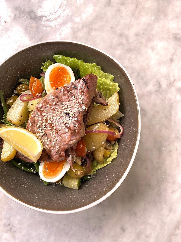 Tuna Nicoise salad .JPG