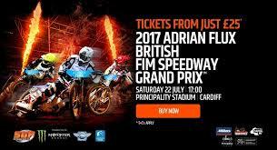 2017 ADRIAN FLUX BRITISH FIM SPEEDWAY GRAND PRIX ROUND 6 - PRINCIPALITY STADIUM
