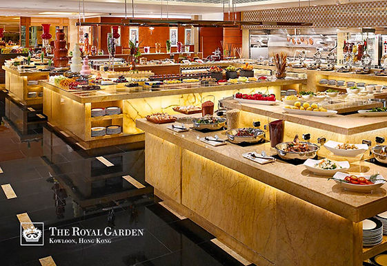 The Royal Gargen (Kowloon, Hong Kong)