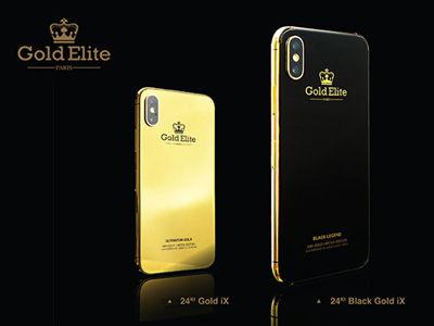 Gold Elite Paris (items 10% discount)