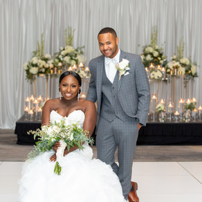 Classic, Romantic Wedding at the Hilton Main in Norfolk, VA