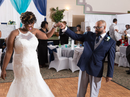 Alrica & Randall's Illustrious Wedding in Richmond, VA