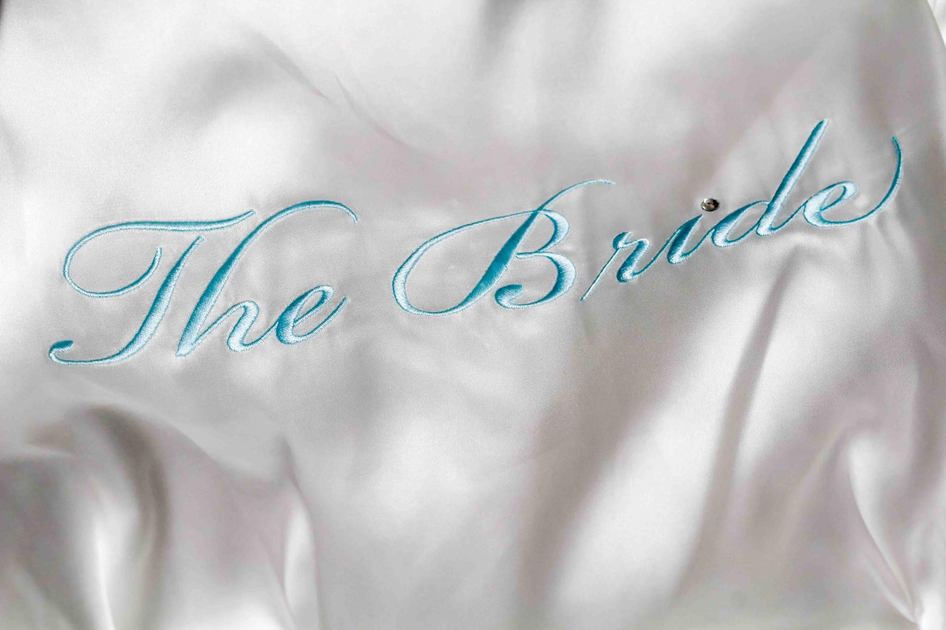 Bride's Robe