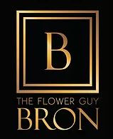 The Flower Guy Bron logo
