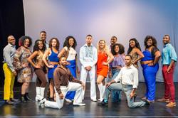 Dance event photography at the Anacostia Arts Centerin Washington DC
