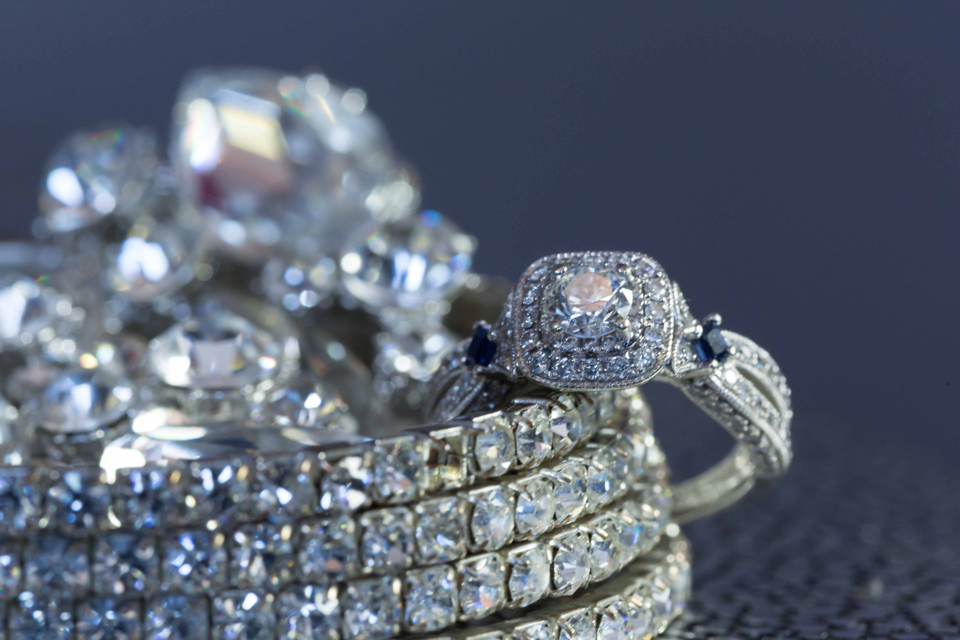 Wedding Ring and Bridal Accessories
