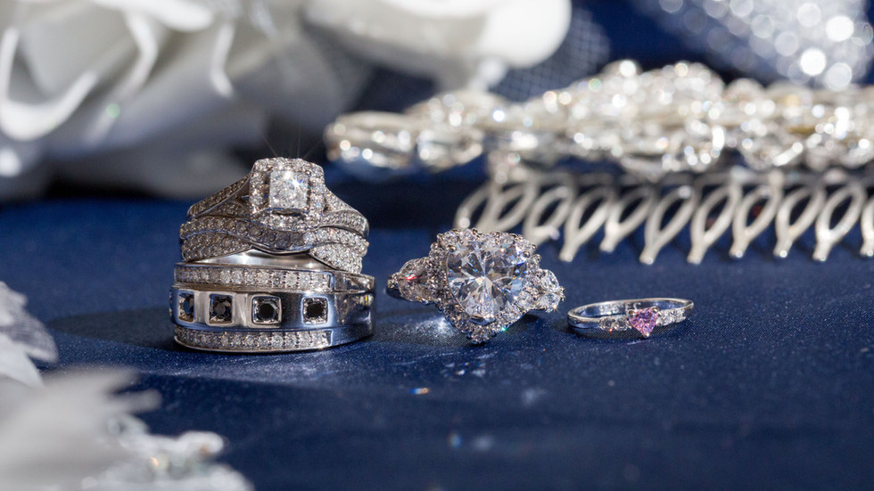 Wedding bands and Daughters Rings
