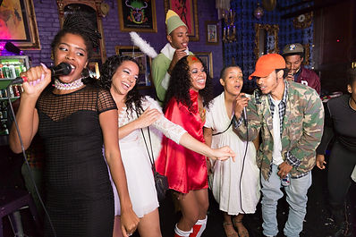 Halloween Costume Birthday party event photography in Washington DC