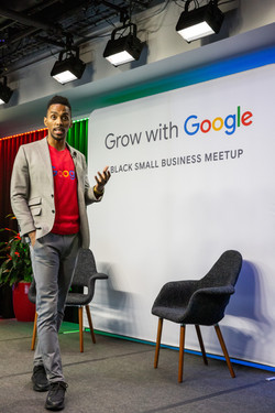 Event photography at Google DC in Washington DC