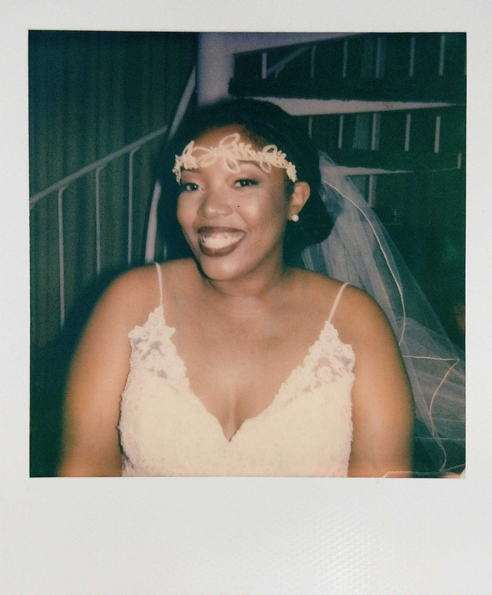 Film Wedding photography polaroid instant