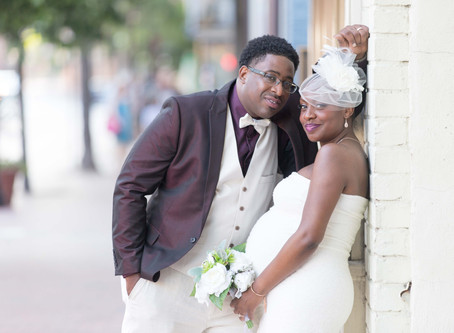 Nerissa & Kevin's one of a kind Wedding in Annapolis, MD