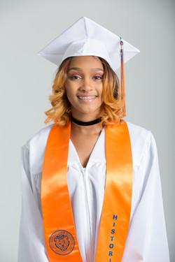 High school graduation photography in Richmond, Virginia.