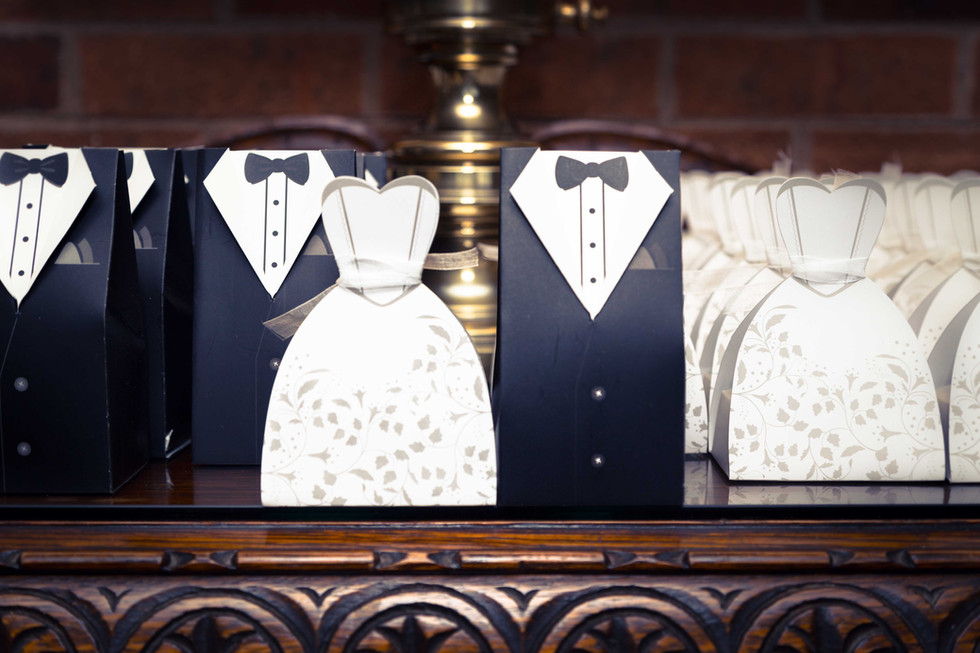 Wedding guest favors