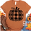 Thumbnail: Buffalo Plaid Pumpkin