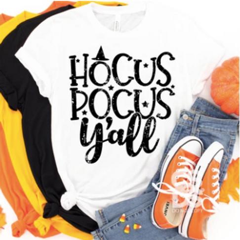 Hocus Pocus Yall