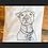Thumbnail: Custom Pet Portrait Outline