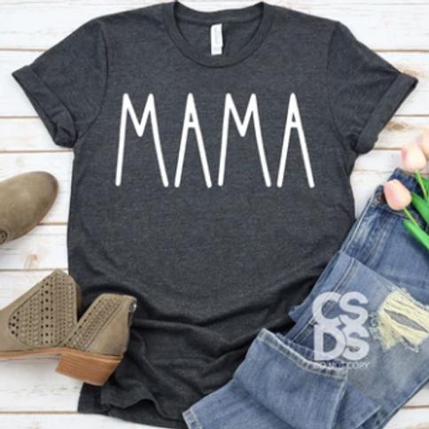 Mama - Rae Dunn Inspired