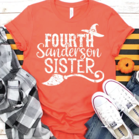 Fourth Sanderson Sister