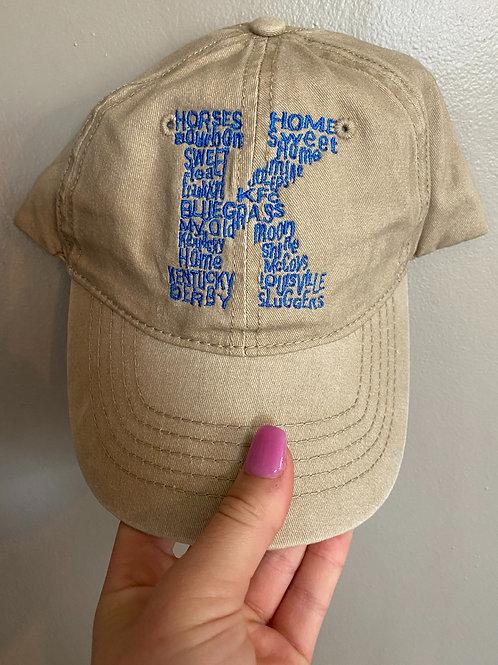 KY Trademark Hat