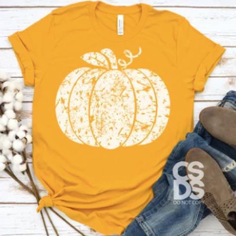 Distressed Pumpkin
