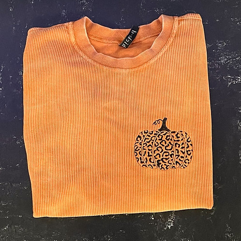 Cheetah Pumpkin