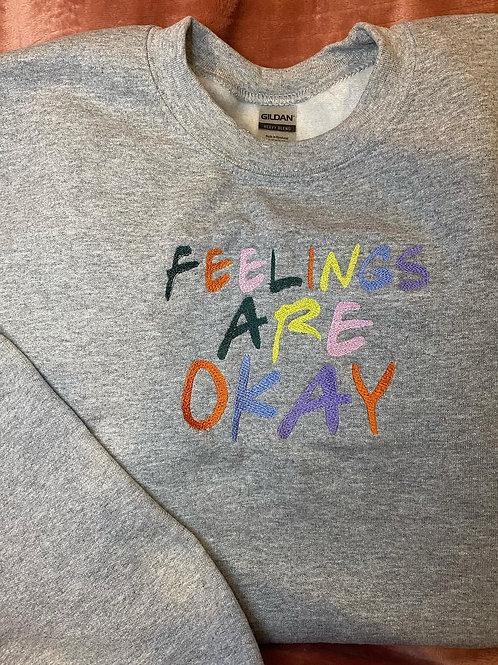 Feelings Are Okay