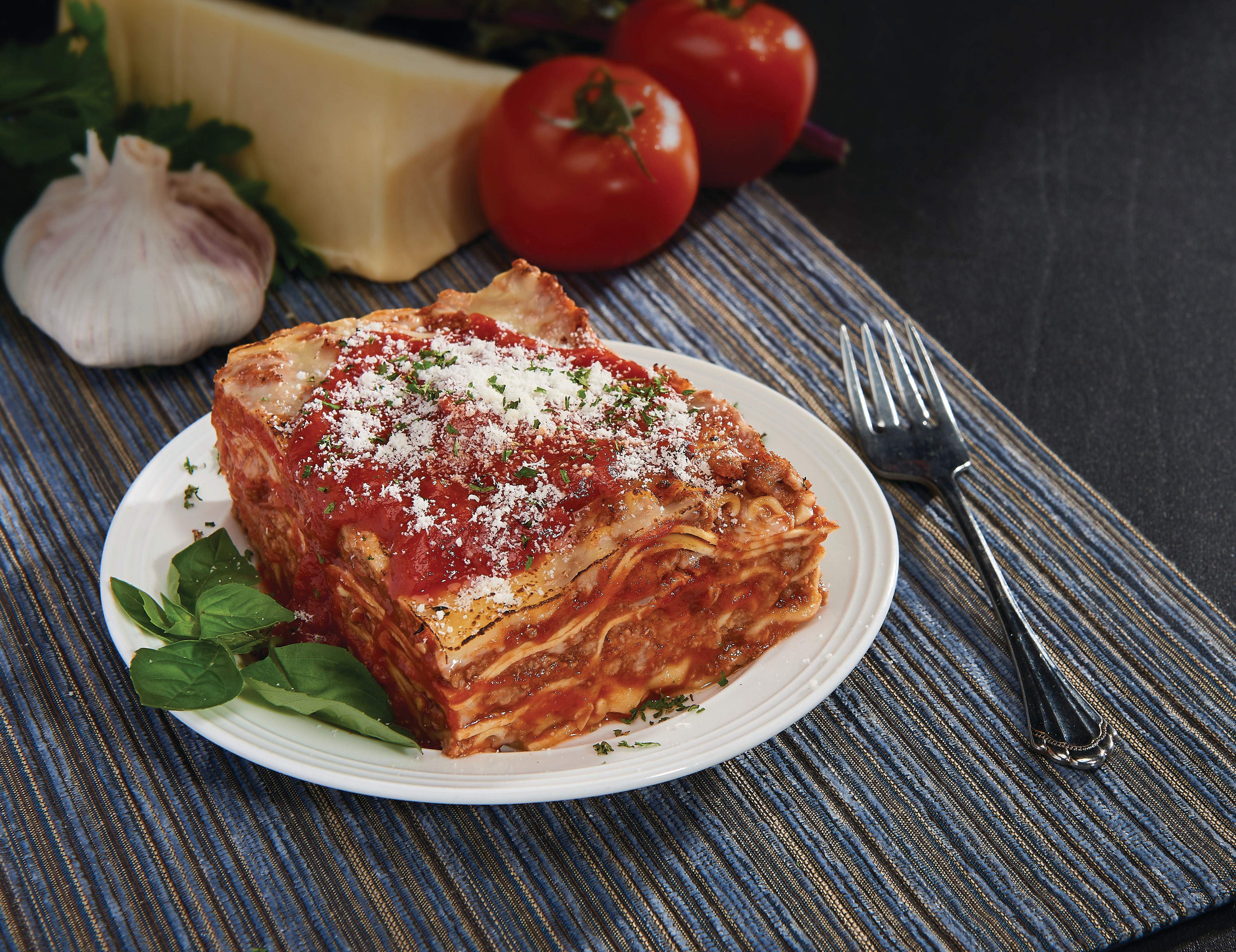 Homestyle Meat Lasagna HMR