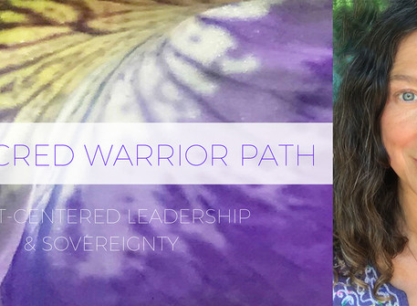 What is the Sacred Warrior Path?