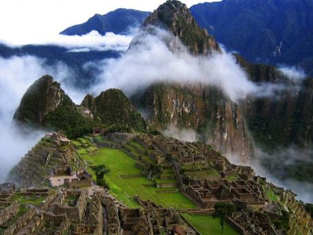 ACCELERATED HEALING IN PERU