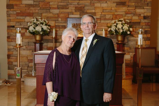 Theresa & Wayne | 50th Wedding Anniversary Vow Renewal