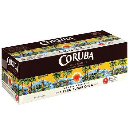 Coruba Zero 7% 10x330Ml Cans