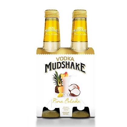 Mudshake Pina Colada 4x275Ml Bottles