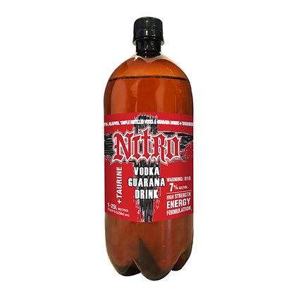 Nitro Vodka Gurana  1.125Ml   Bottle