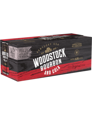 Woodstock 4.8%  10x330Ml Cans