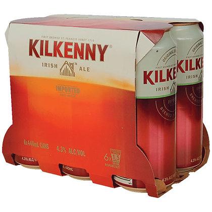 KILKENNY IRIS ALE 6X440ML CANS