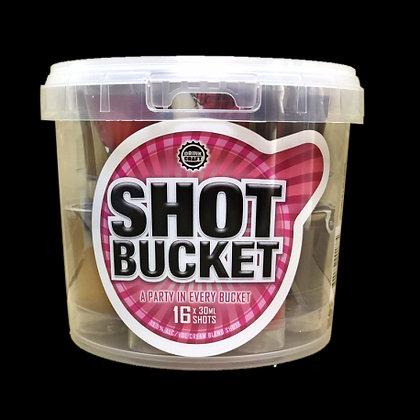 SHOTS BUCKET 16PK