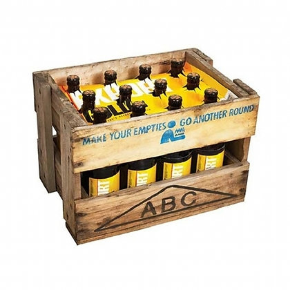 Export Gold Crate 12x750Ml Bottles