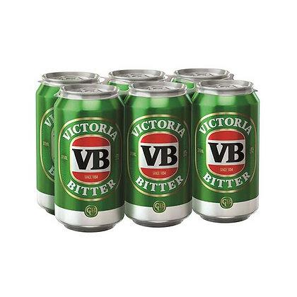 VB  BITTER 6X330ML CANS